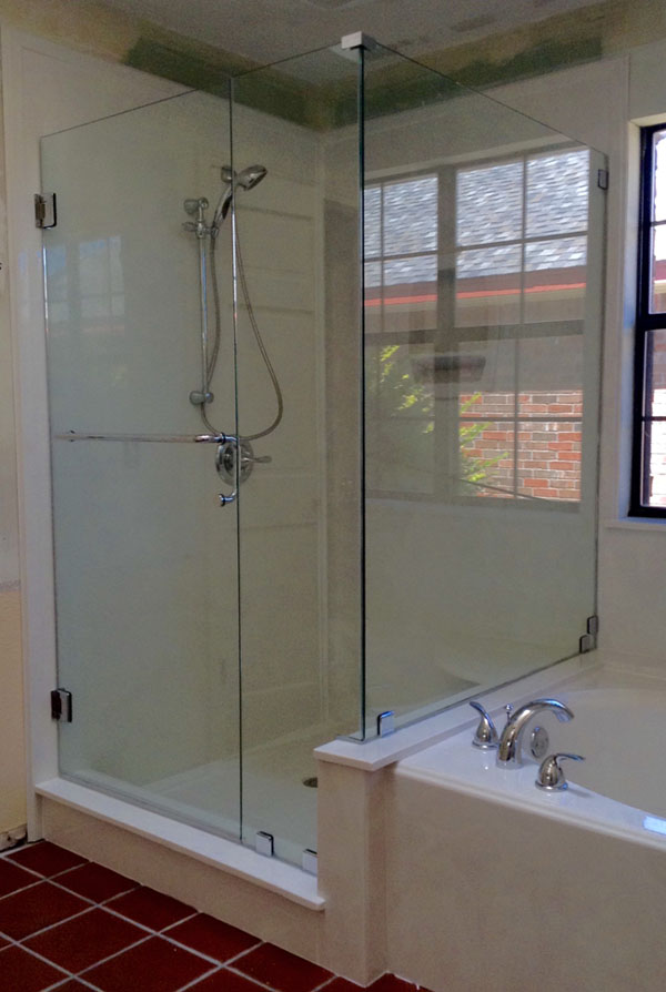 Protective Shower Door Coating